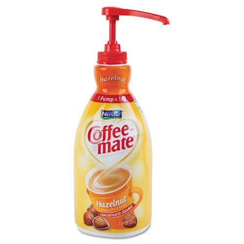 Hazelnut Creamer 1500mL Pump Bottle