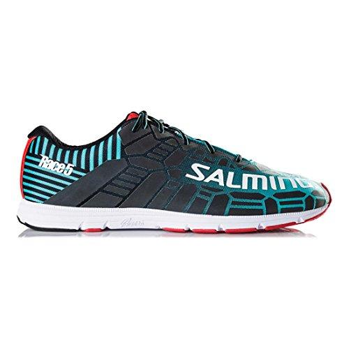 Salming Race 5 Shoe Ceramic Green Schwarz