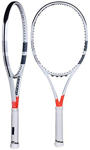 Babolat 2017 Pure Strike 100 Tennis Racquet (4-3/8) - Babolat Pure Control Team