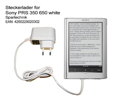 Fuente Blanco para PRS-350 PRS-650 eBook Reader Touch ...