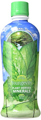 MAJESTIC EARTH PLANT DERIVED MINERALS - 32 FL OZ, 4 Pack (Plant Minerals)
