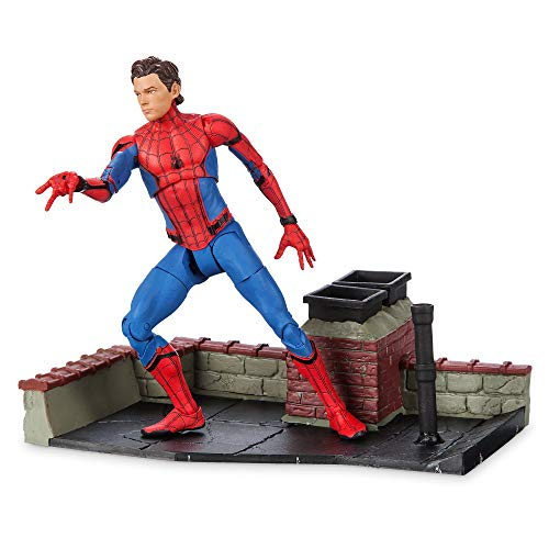 Marvel Spider-Man Action Figure Select - Spider-Man: Homecoming - 7 Inch Multi