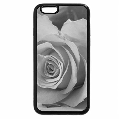 iPhone 6S Plus Case, iPhone 6 Plus Case (Black & White) - Because these Days aren't Easy..