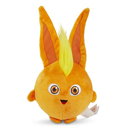 Sunny Bunnies Light Up & Bounce Plush - Turbo, Orange