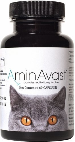 Capsules Sprinkle 60 (AminAvast Kidney Support for Cats (60 capsules))