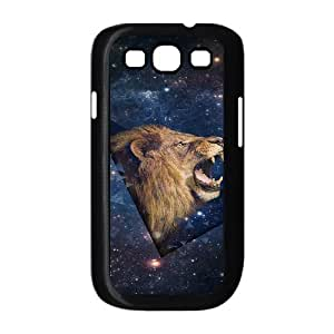 Lion Custom Cover Case for Samsung Galaxy S3 I9300,diy phone case ygtg540459