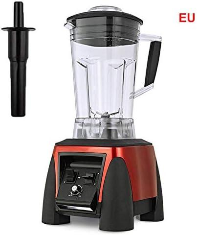 Caijianscvx - Licuadora de smoothies sin BPA, 220 V, 110 V, 2200 W ...