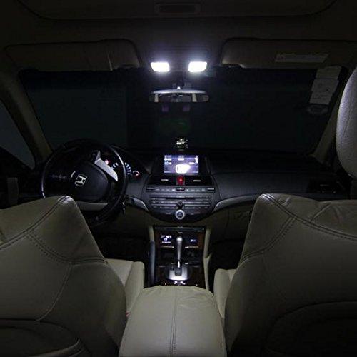 Partsam 10 White Interior Led Light Package Kit For Ford F 150 2004 2005 2006 2007 2008 2009
