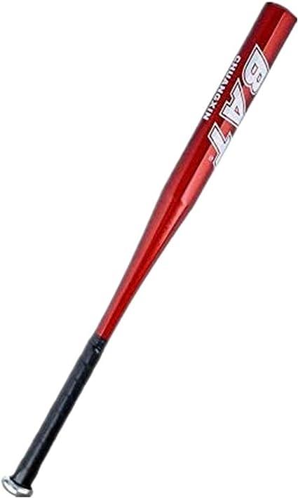 BIGTREE Batte de Baseball Aluminium 30//34 Pouces Rouge Batte Base-Ball m/étal antid/érapante Adulte Pro L/éger pour Exercice Joueurs Jeu Homme Femme 81//76cm de Longueur Solide Durable /à la Mode