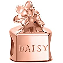 NINAQUEEN Daisy Perfume 925 Sterling Silver Bottles Charms