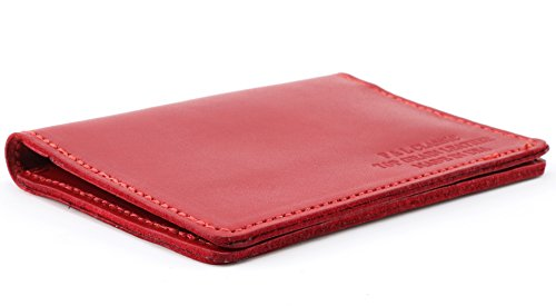 Grain Leather Slim Holder Wallet product image