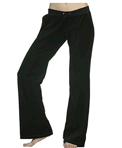 Velour Cargo Pocket Pants - 3