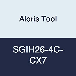 product image for Aloris Tool SGIH26-4C-CX7 Wedge Grip Carbide Insert Blade