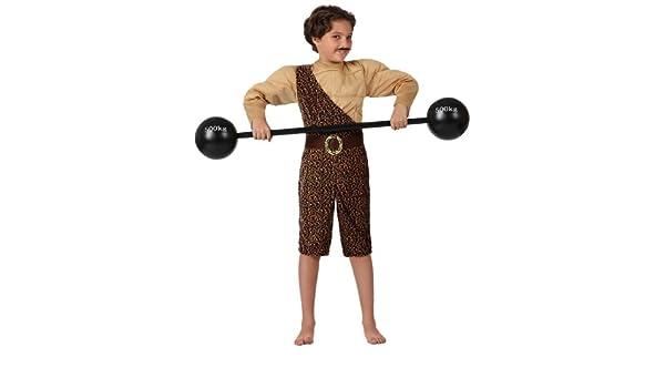 Atosa - Disfraz de forzudo para niño, talla 104 cm (8422259160489 ...