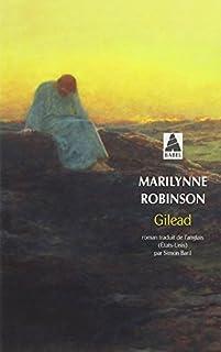 Gilead, Robinson, Marilynne