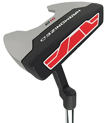 Wilson Staff Harmonized M2 Golf Putter, Mens, Right Hand by ...