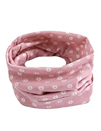 Tenchif Kid Boys Girls Scarf Letter Pattern O-ring Baby Scarf Neck Warmer