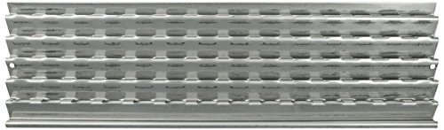 Music City Metals 94091 Stainless Steel Heat Plate Replacement for Select Viking Gas Grill Models (Parts Outdoor Viking Grill)