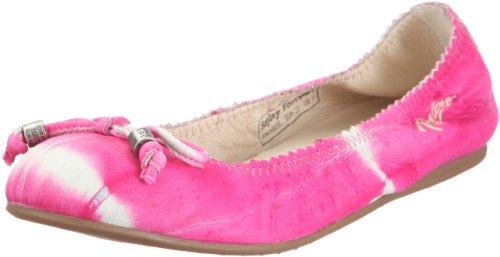 REPLAY Kisha RB070003L Damen Ballerinas Pink/Fuxia
