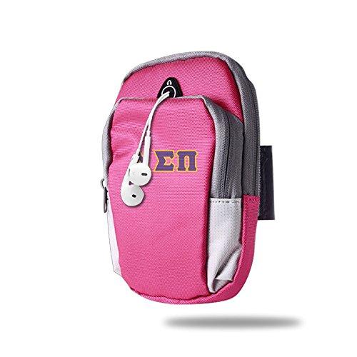 asenra-arm-bag-unisex-sigma-delta-tau-pi-pink-outdoor-sports-portable-arm-bag-arm-pouch-wrist-wear-a
