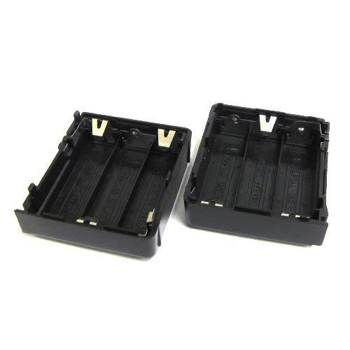EDH-11 : AA Battery Case for Alinco DJ-580, DJ-180, DJ-280, DJ-582T