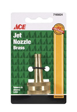 Ace Solid Brass Water Jet Ideal For Cleaning Driveways
