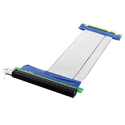 Amazon.com: eDealMax PCI-E 16x 8X a Riser adaptador de ...