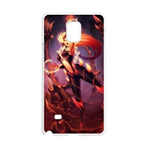 samsung galaxy note4 phone case White Zyra league of legends EER7571489