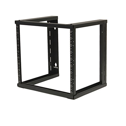 NavePoint 9U Wall Mount Open Frame 19