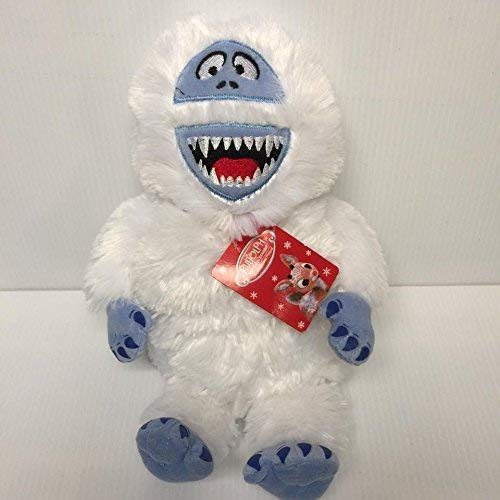 Dan Dee Rudolph The Red-Nosed Reindeer Bumble The Abominable Snowmonster 12 inch Plush Doll (Snowman Abominable Doll)