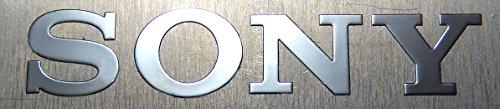 Vath made Sony Metal Sticker/Emblem/Badge 6 x 35mm [572]