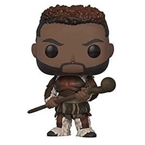 Funko Pop Marvel: Black Panther-M'Baku Collectible Figure, Multicolor 12