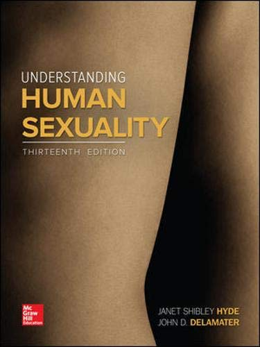 Understanding Human Sexuality by McGraw-Hill Education