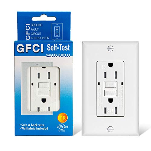 15amp GFCI Outlet Receptacle-Electrical