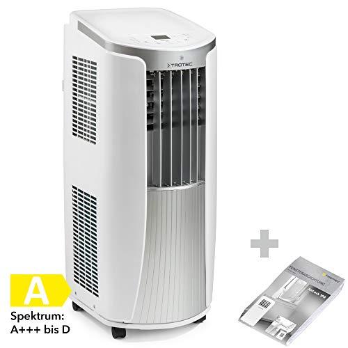 🥇 TROTEC Acondicionador de aire local PAC 2010 E de 2.1 kW / 7.200 Btu