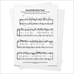 double trouble sheet music from eurovision song contest: the story of fire  saga - piano/vocal/guitar, singer pro from musicnotes: will ferrell, eurovision  song contest: the story of fire saga, atli orvarsson: amazon.com: books  amazon