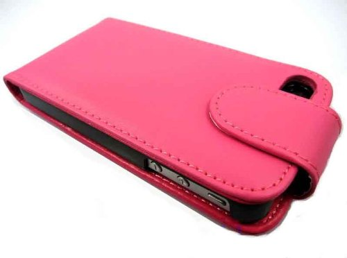 Apple iPhone 6 plus/ 6s plus (5.5 inch) Hot Pink Flip Premium PU Leather Case Cover For Apple iPhone 6 plus/ 6s plus (5.5 inch) by G4GADGET®