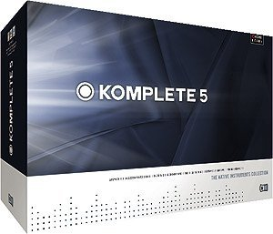 Native Instruments Komplete 5 Virtual Instruments Collection