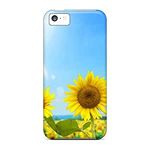 Tpu Ufl3383QxMM Case Cover Protector For Iphone 5c - Attractive Case
