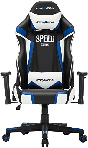 Gtracing Gaming Chair Ergonomic Racing Chair Recliner High