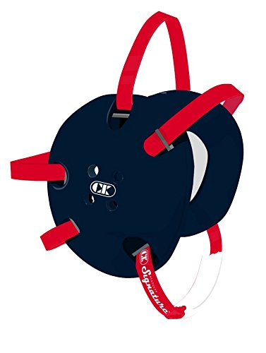 Cliff Keen Custom Signature Headgear - Navy/Scarlet [Misc.]