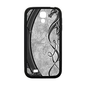 Artistic horse pattern artware Cell Phone Case for Samsung Galaxy S4 by runtopwell