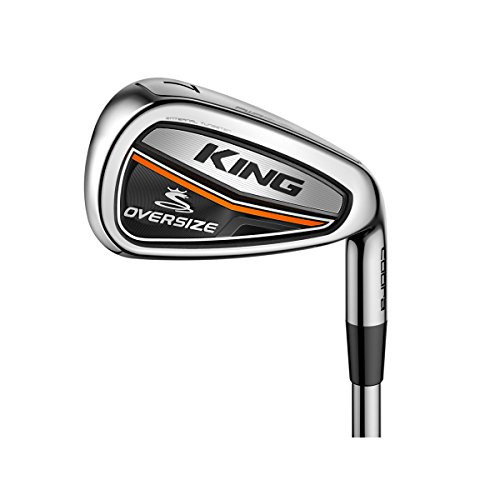 King Cobra Oversize Irons Set 4-PW+GW (Graphite, SENIOR) 2017 NEW
