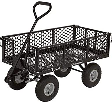 Fits 2in.-8 5//8in.W I-Beam Strongway Push Trolley Capacity 1100-Lb