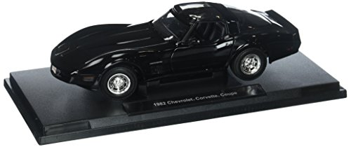 (Welly Collection 1:18 1982 Chevrolet Corvette HT Diecast Model Car -)