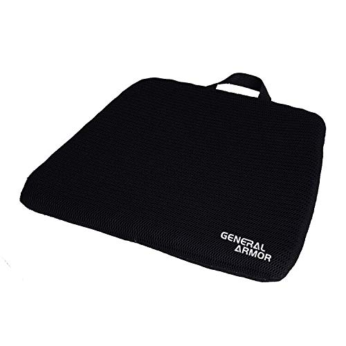Gel Seat Cushion - Cool and Ventilated - Non-Slip , Seat Cushion - Relieves Sciatica and Coccyx Pain Housefar Photo #2