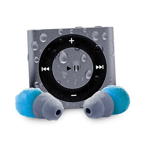 Waterfi Waterproof Apple Shuffle Headphones product image