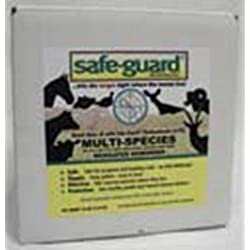 Merck Animal Health 184306 Safe-Guard 0.50% Multi-Species Dewormer, 10 lb