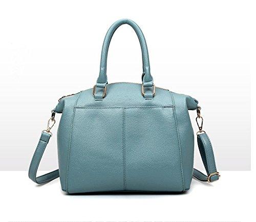 GWQGZ Lady Sweet Gules Lady Blue Handbag rPrxfwHFq