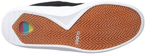 Globe Men's The Eagle Skate Shoe Black/Orange/White limited edition sale online cHSnuW